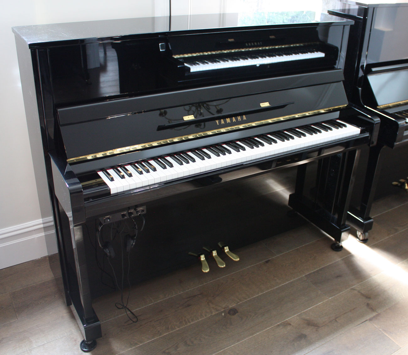 Yamaha b3 silent upright piano for Yamaha piano com