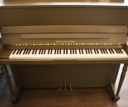 Broadwood Painted Piano