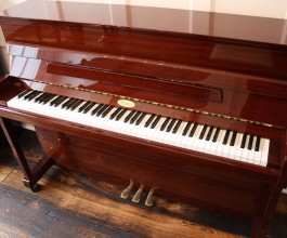 Kemble Oxford upright piano