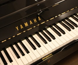 Yamaha Piano Manufactured In Indonesia