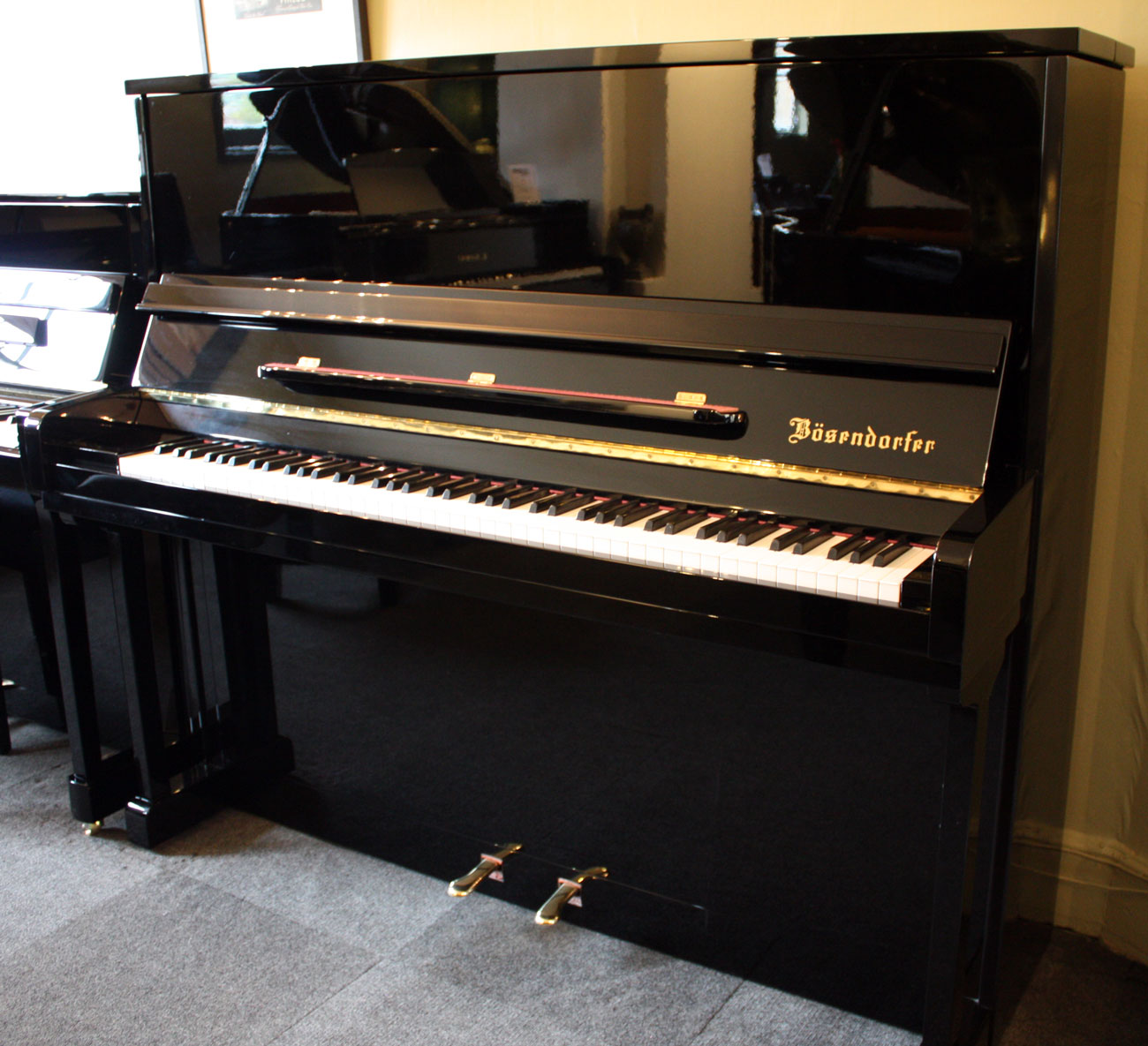 B 246 Sendorfer 130 Piano Review The Piano Shop Bath