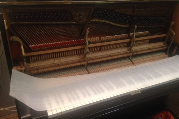 Grotrian Steinweg Model 120 Restored at The Piano Shop Bath