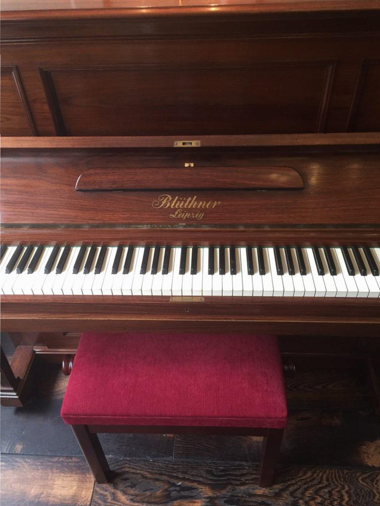 Blüthner Grand Pianov