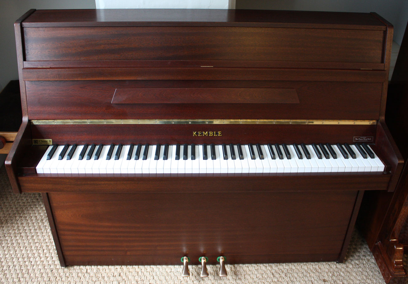 Kemble classic upright piano for What are the dimensions of an upright piano