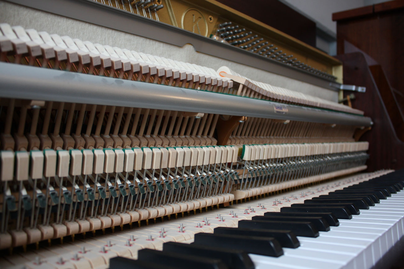 Kemble classic upright piano for Classic house piano