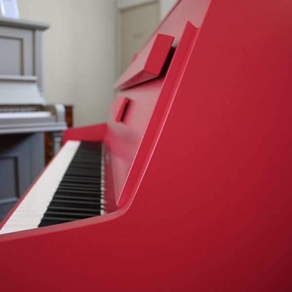 Kemble Painted Upright Piano