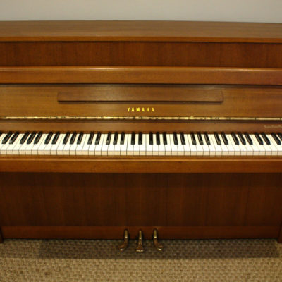 Yamaha M5E upright piano