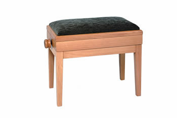 Solo Box Adjustable Piano Stool (MS601B)