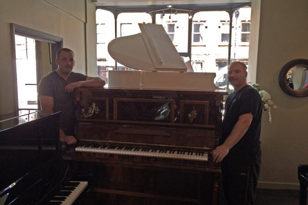 Piano Removals Bristol
