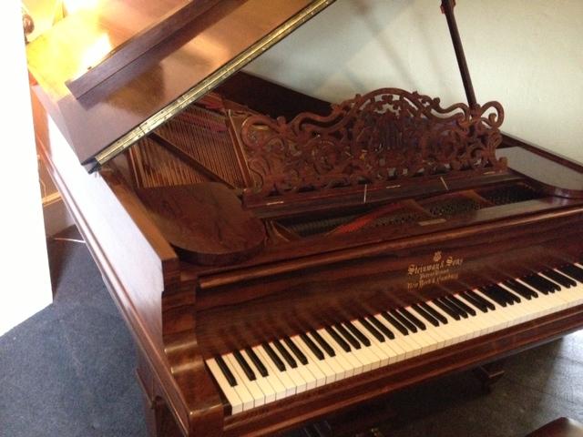 Steinway Model B grand piano
