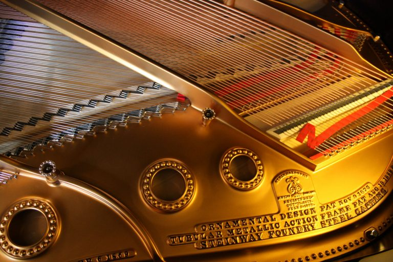 Steinway Model A Grand Piano
