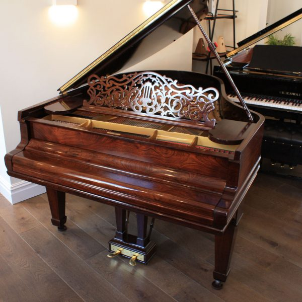 Restored Steinway Model O Grand Piano