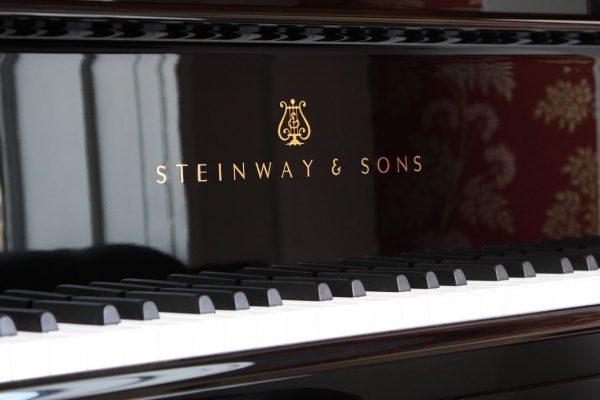 Steinway Model O 1906 grand piano