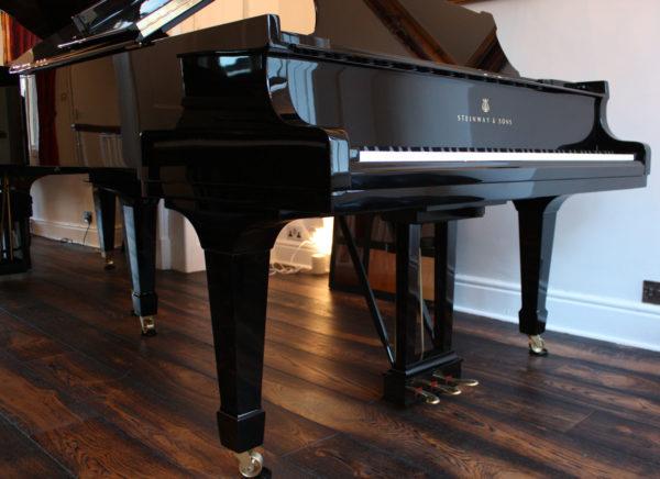 Steinway Model O Grand Piano