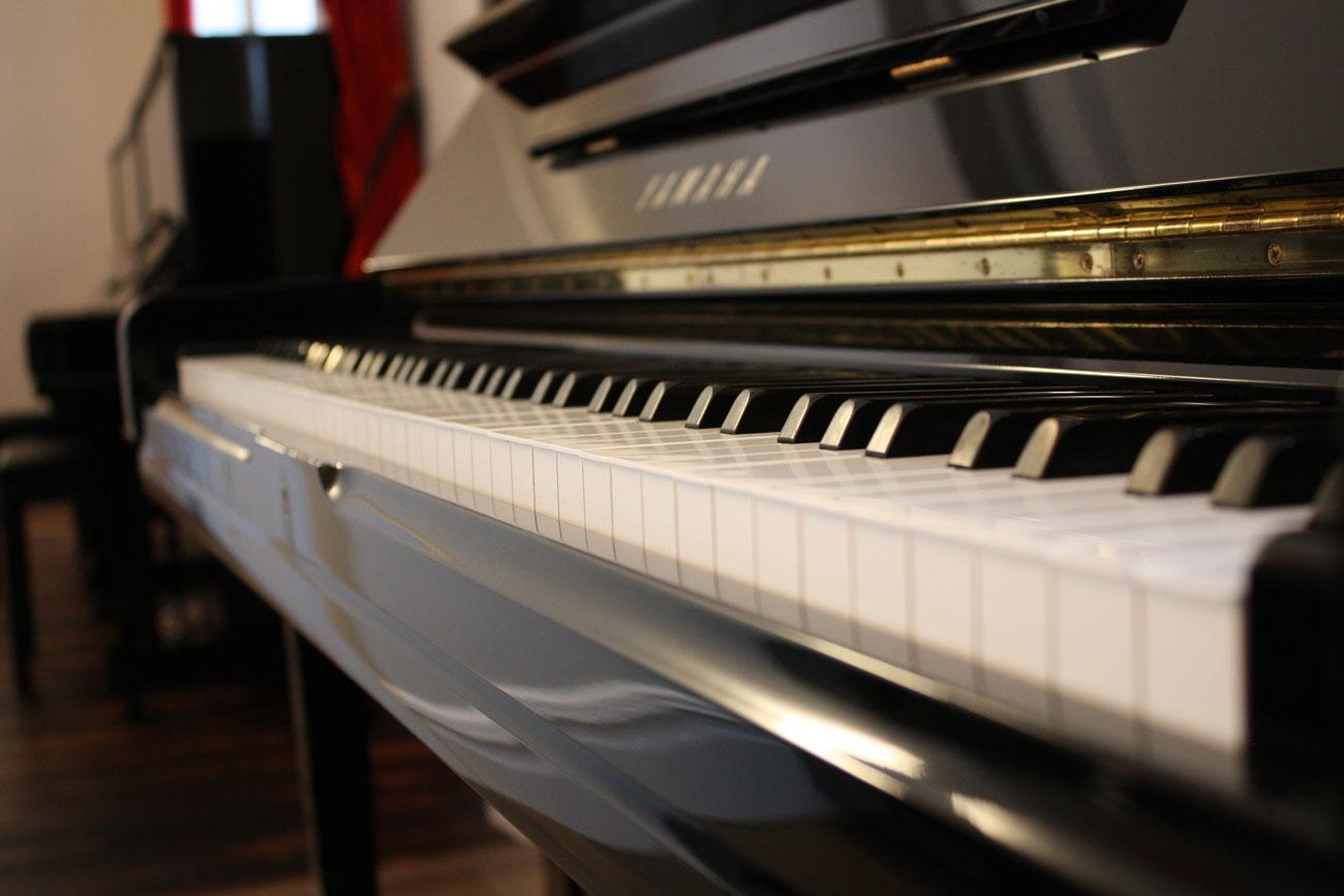 Yamaha Pianos London