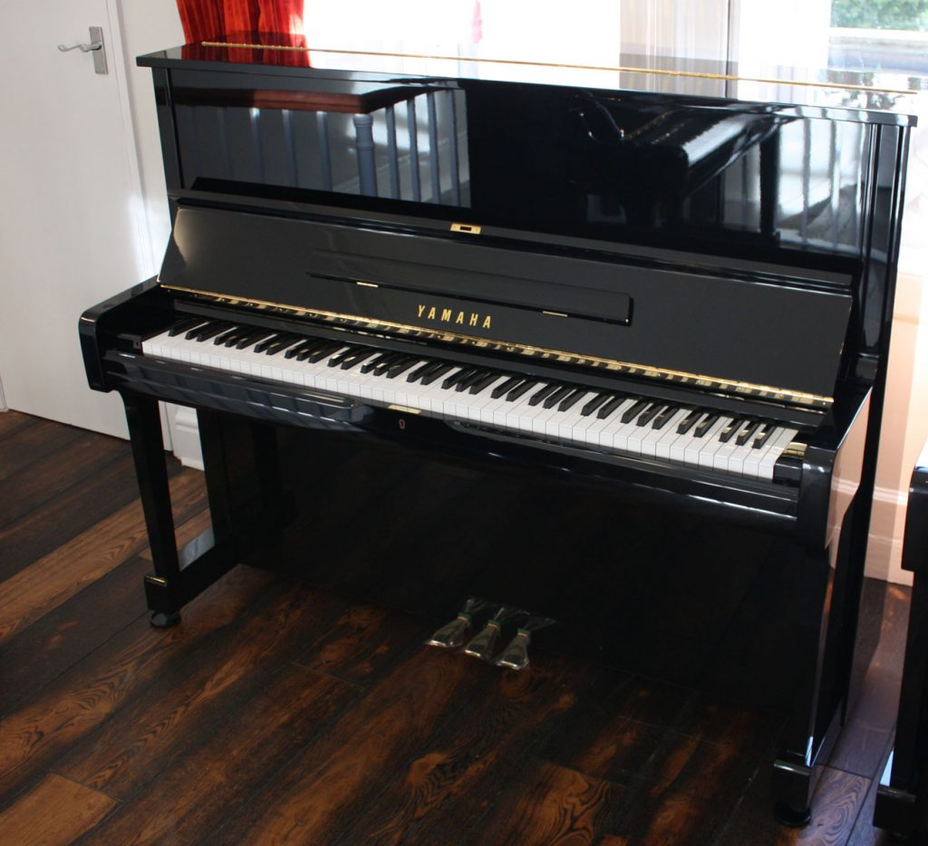 Yamaha U1 Upright Piano 1985