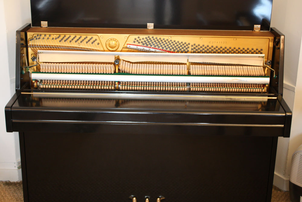 Yamaha upright piano c series the piano shop bath for What are the dimensions of an upright piano