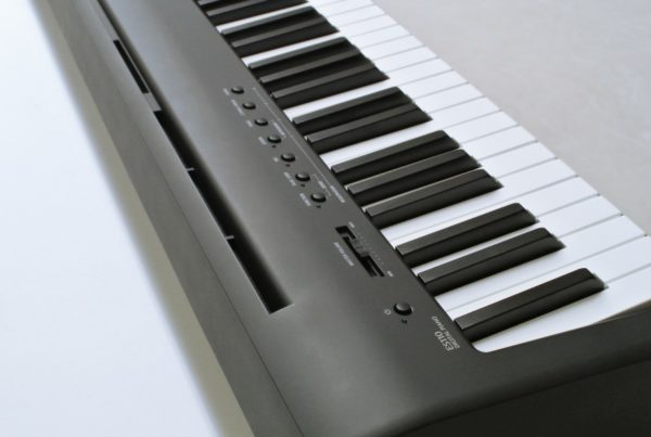Kawai ES110 Digital Piano with HML-1 stand and F-350 pedal unit