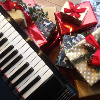 Christmas at The Piano Shop Bath