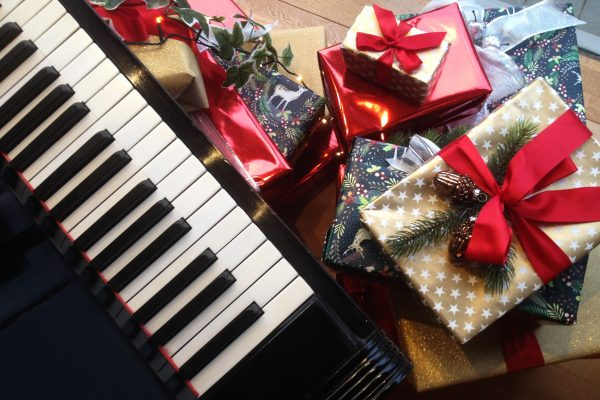 Christmas at The Piano Shop Bath