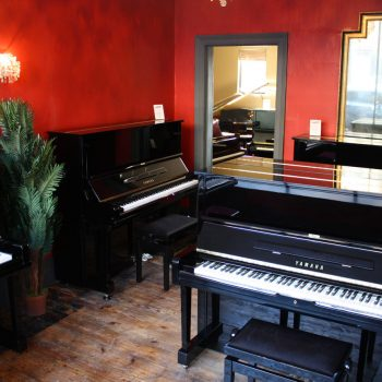 The Yamaha Piano Room at The Piano Sho pBath