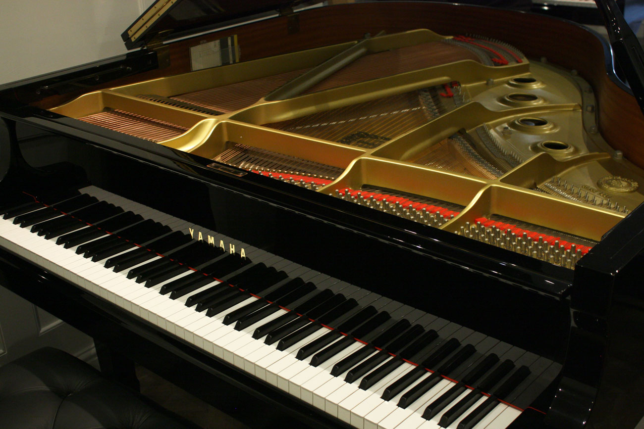 Yamaha gb1k grand piano for Yamaha pianos nj