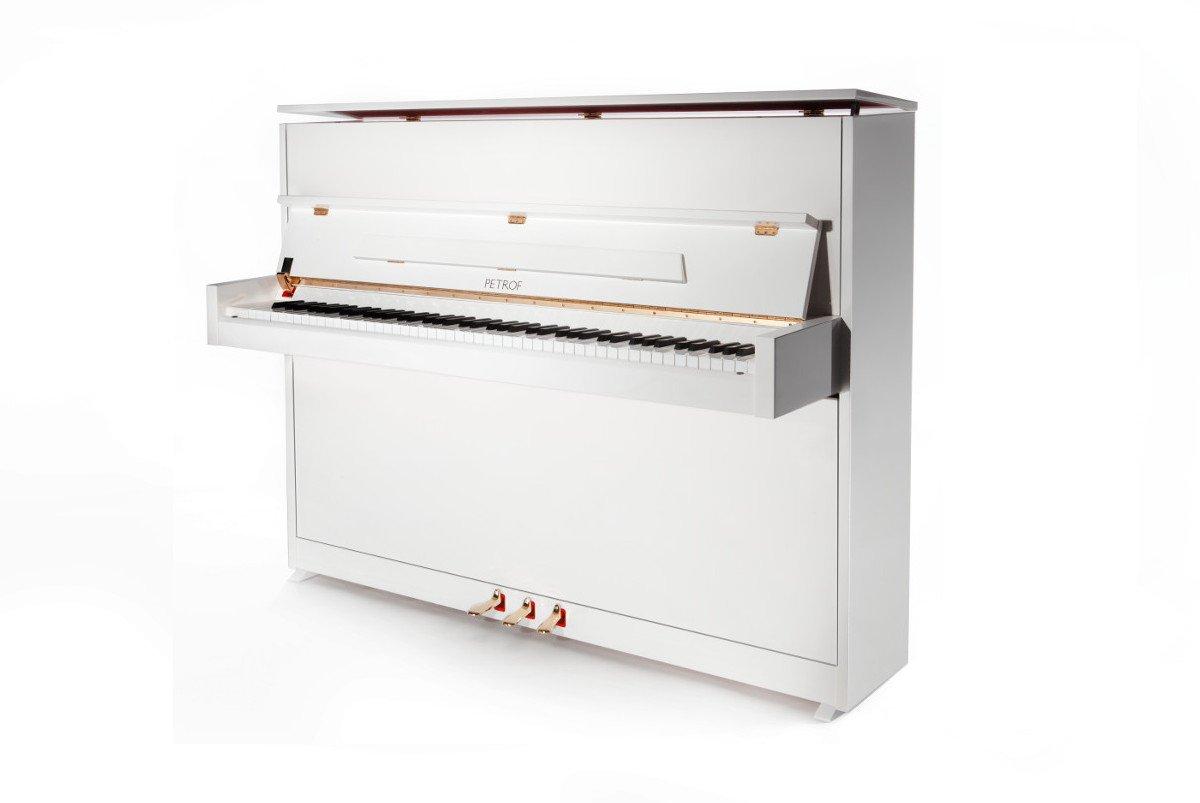 Petrof P 118 S1 upright piano