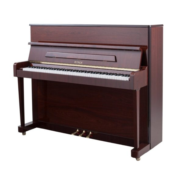 Petrof P118 P1 upright piano