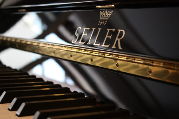 Seiler Upright Piano