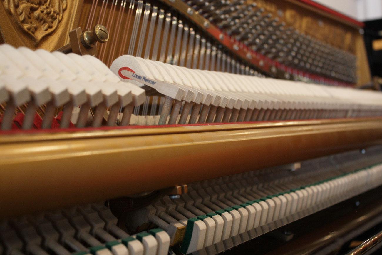 Seiler Upright Piano