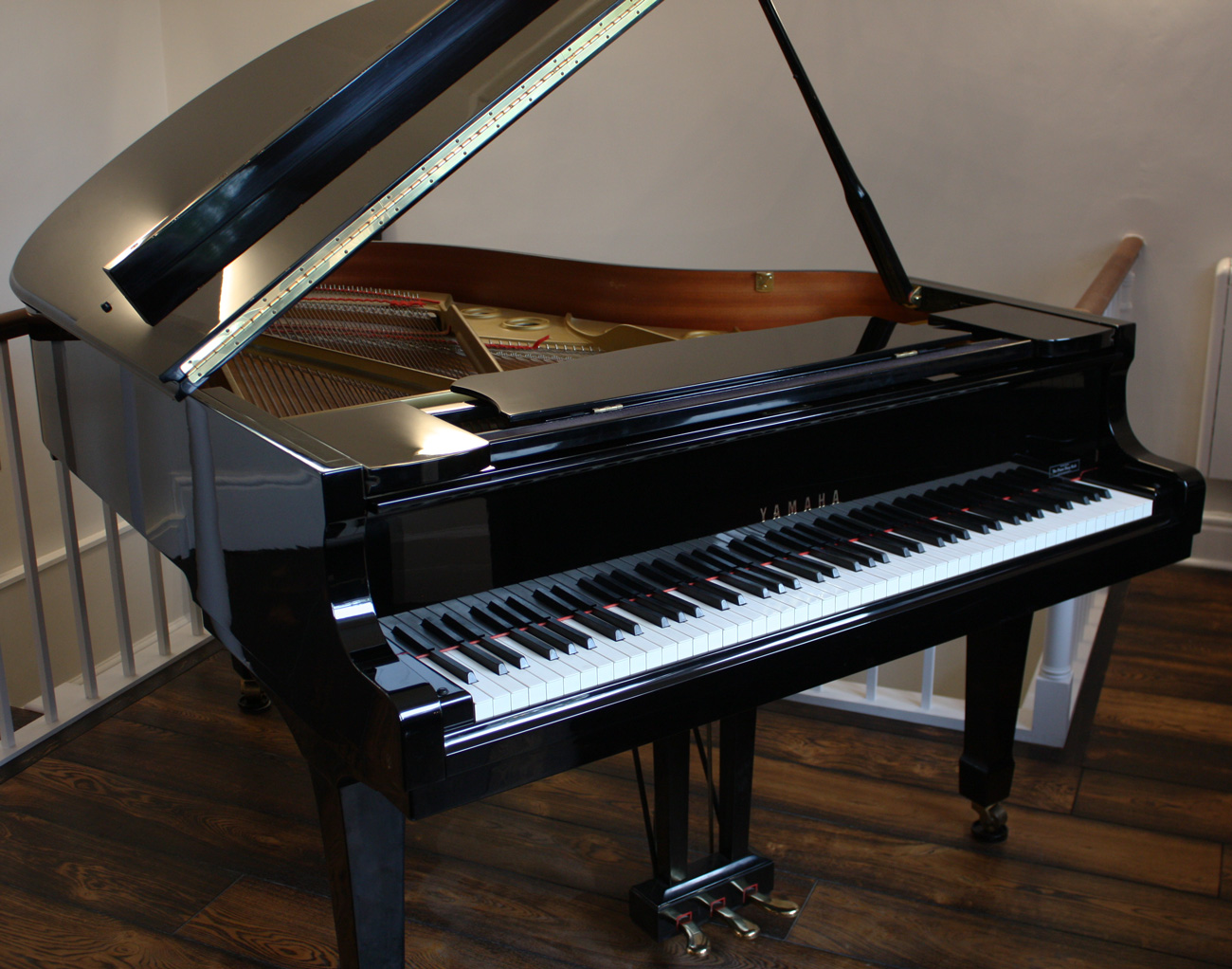 Yamaha c3 grand piano for Yamaha pianos nj