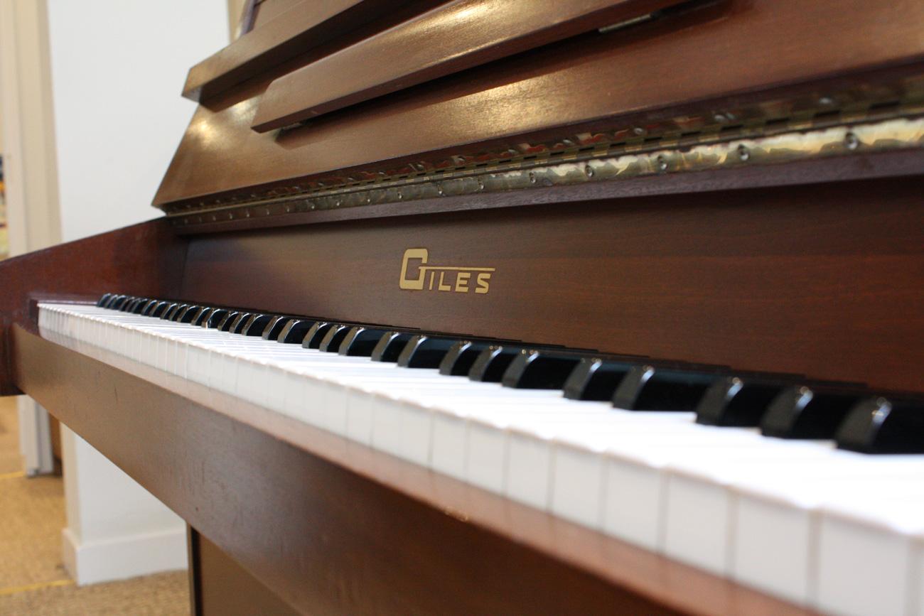 Giles Upright Piano
