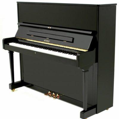Petrof P125 F1 upright piano