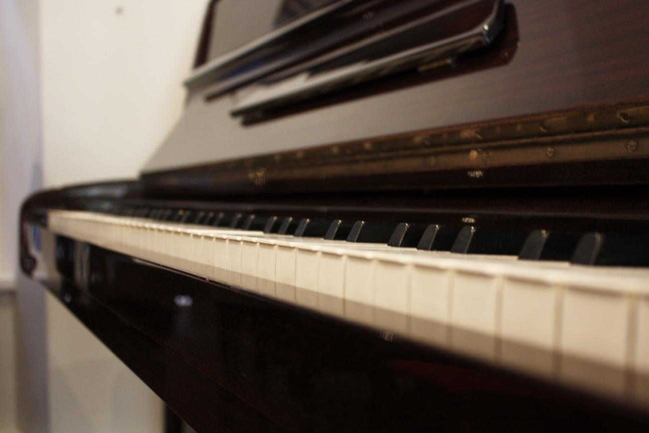 C. Bechstein Upright Piano