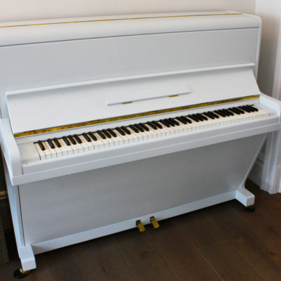 John Broadwood painted piano