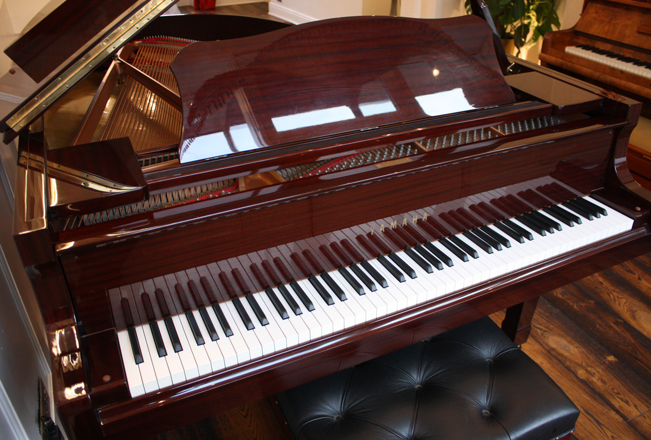 Yamaha C3 Grand Piano