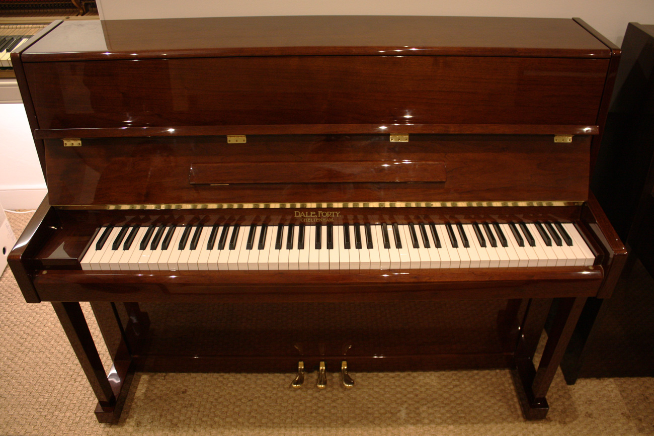 Dale Forty Upright Piano