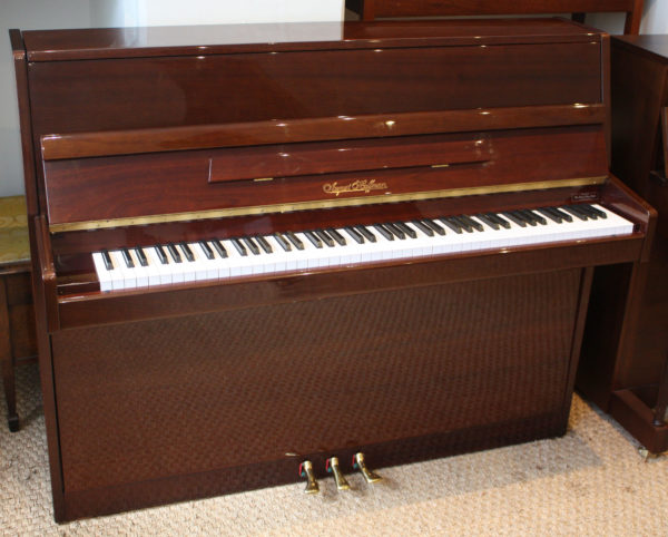 August Hoffman Upright Piano