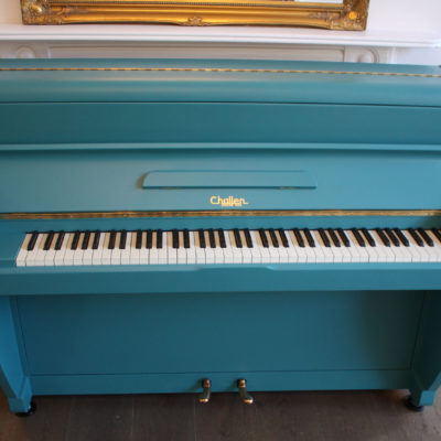 Challen Painted Piano