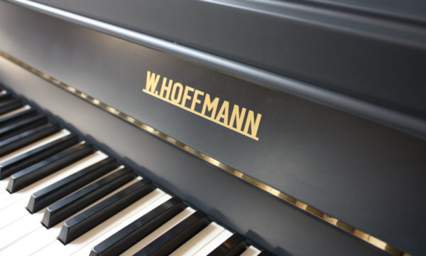 Hoffmann painted piano