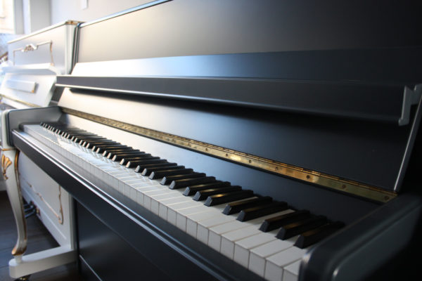 Hoffman Painted Piano