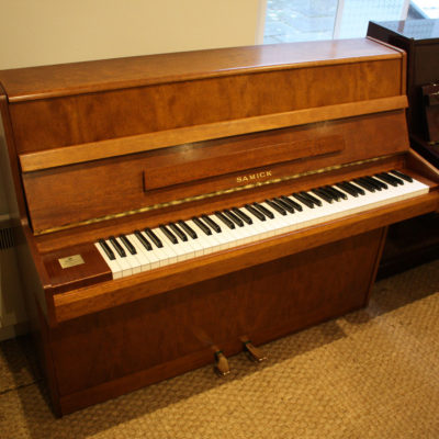 Sammick Upright Piano