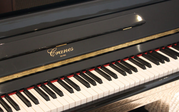 Cranes upright piano