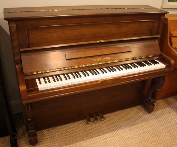 Young Chang upright piano