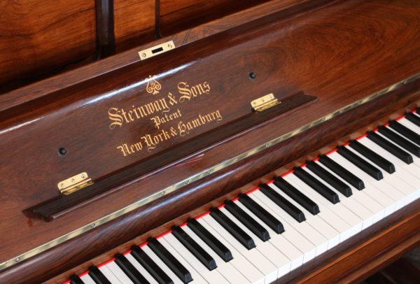 Restored Steinway Piano
