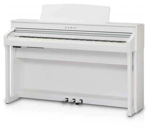 Kawai CA58 White digital piano
