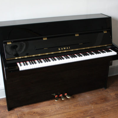 Used Kawai K15E upright piano