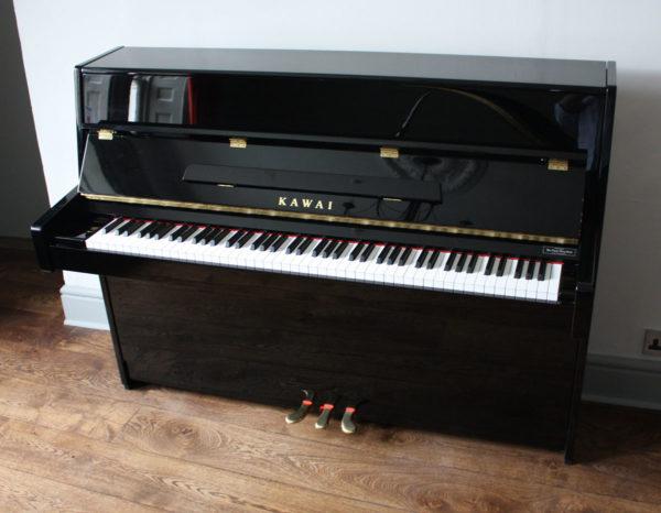 Used Kawai K15E upright piano