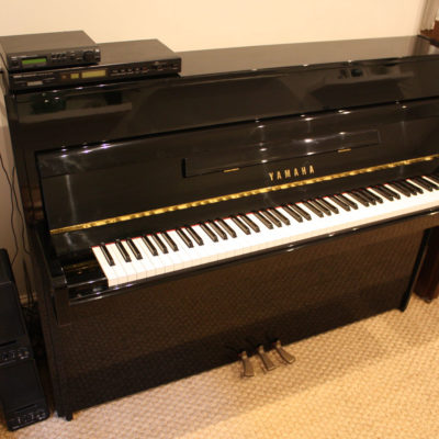Yamaha MX80 upright piano