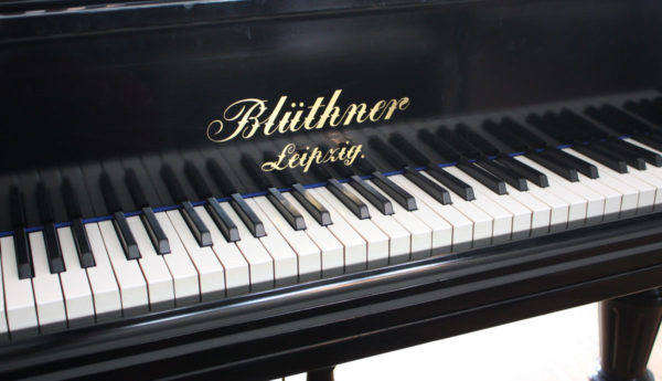 Bluthner grand piano